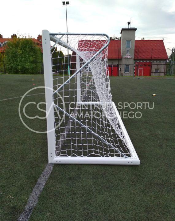 bramki aluminiowe, do gry w piłkę nożną, piłkarskie