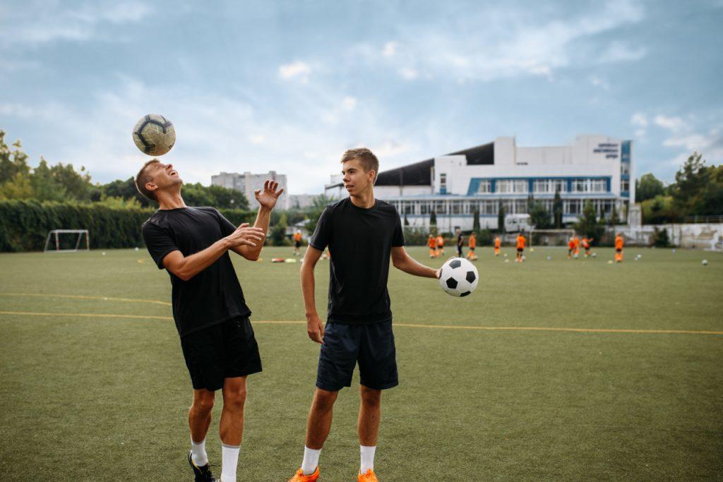 bramki do gry w piłkę nożną