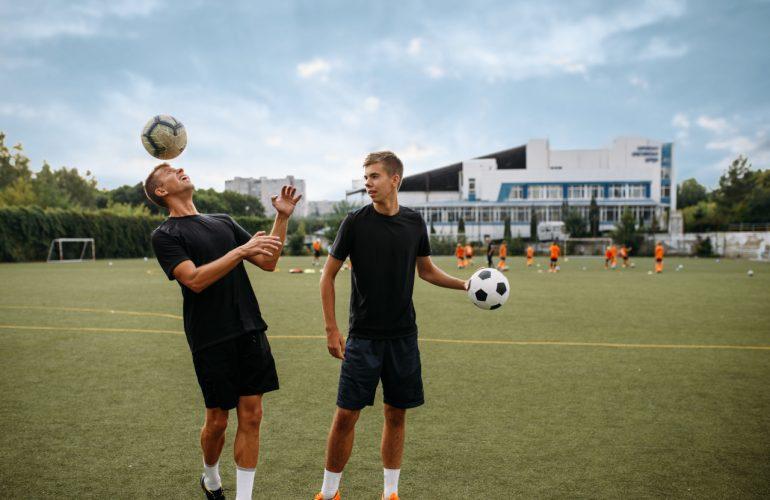 Aluminiowe bramki do gry w piłkę nożną – wygoda i bezpieczeństwo