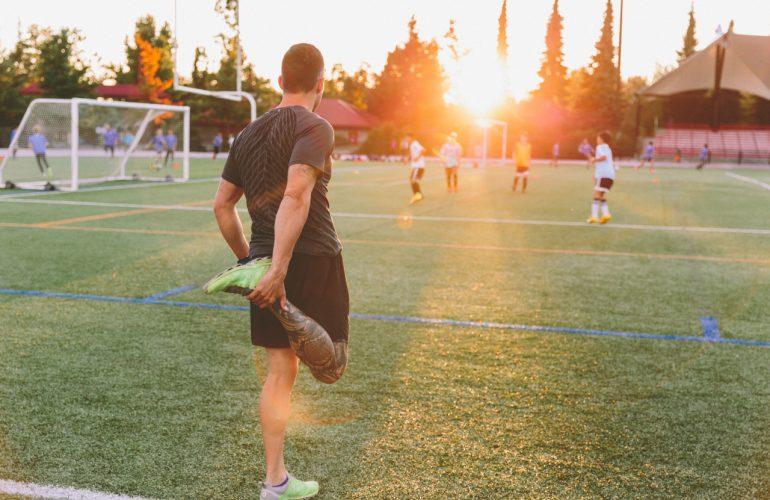 CSA – Bramki do gry w piłkę nożną