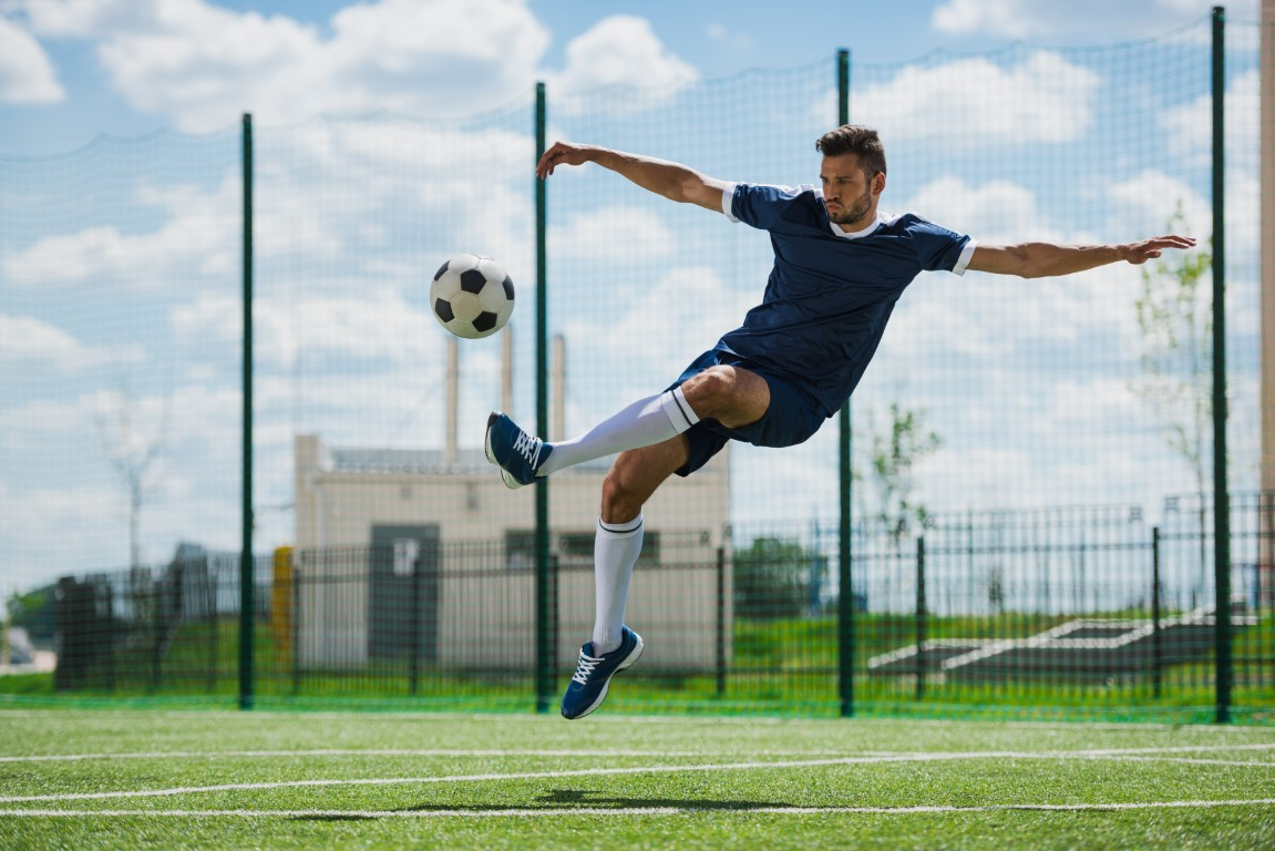 Bramki do gry w piłkę nożną – Centrum Sportu Amatorskiego