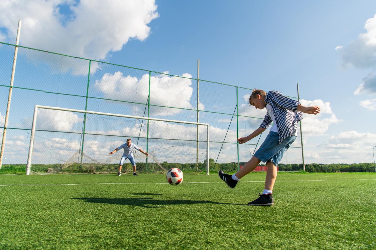 Bramki do gry w piłkę nożną – bramkialuminiowe.pl